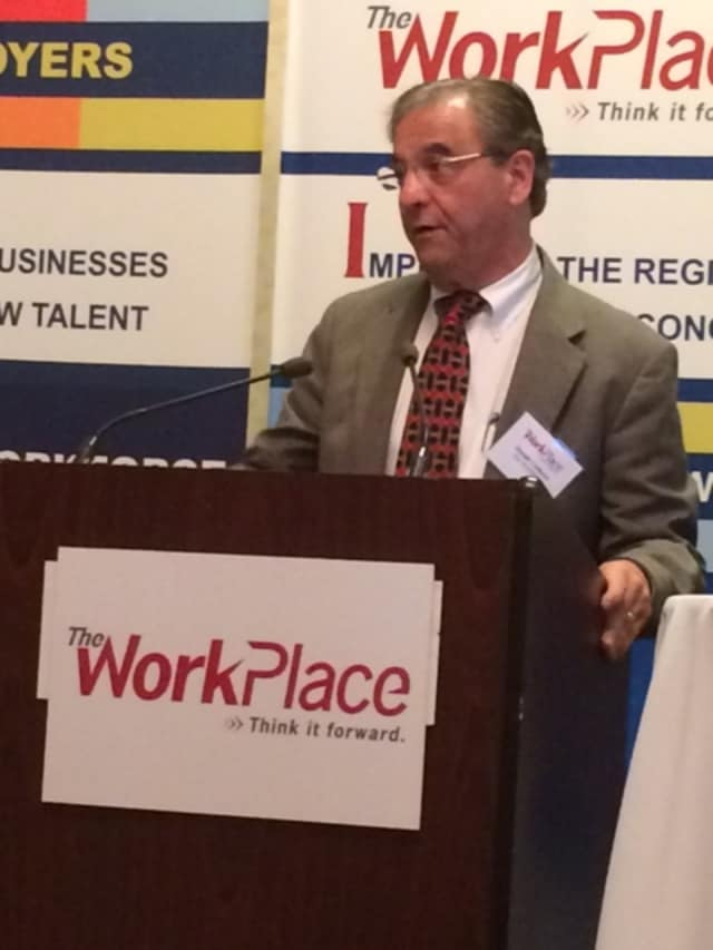 Joseph Carbone is CEO and president of the WorkPlace.