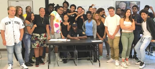 A $1 million grant will help at-risk youth in Bridgeport attain career-readiness skills.