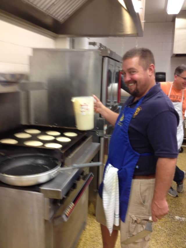 The Rotary Club of Pleasantville will have its annual Pancake Breakfast Oct. 3