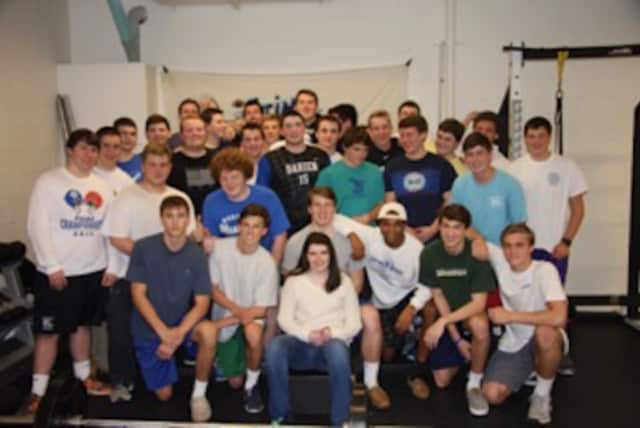 Darien High School and Brien McMahon High School will compete in the annual Lifting Grace event on March 10 and 11.