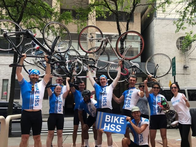 This year's Bike HSS event will take place on Saturday, September 28, around Westchester County.