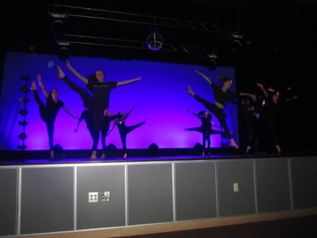 There will be two dance performances of the Tuckahoe Jazz Co.