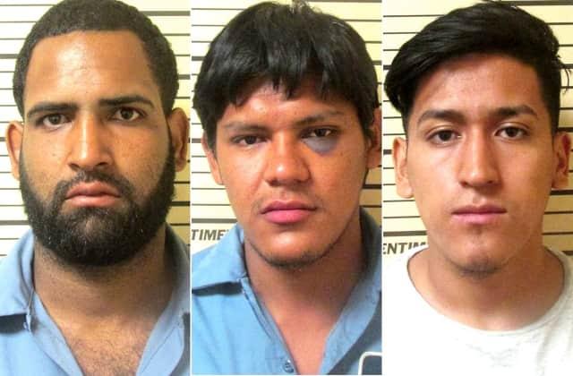 Jose A. Tavares, Wilber Mejia Hernandez, Walter Siguencia