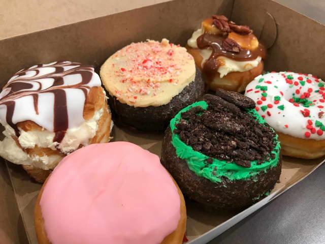 Glaze Artisan Donuts in New Milford.