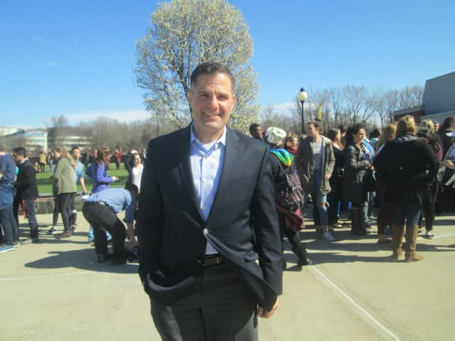 Dutchess County Executive Mark Molinaro