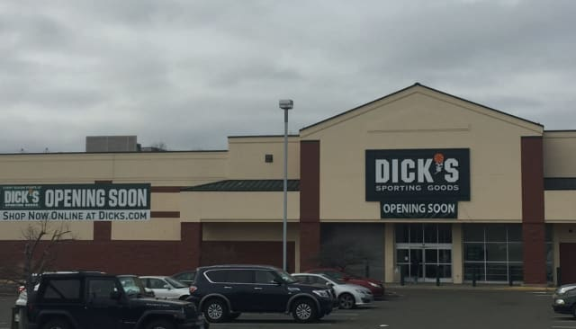 Dick's Sporting Goods will open this month at 444 Connecticut Ave. in Norwalk.