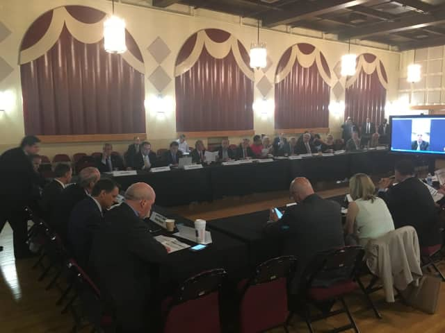 Municipalities voted 29-0 to share services in Westchester.