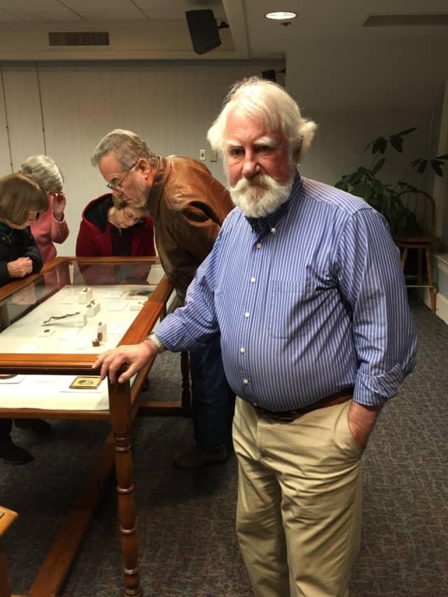Town historian Dan Cruson