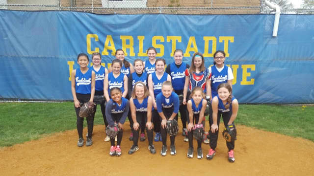 The Carlstadt Little League girls softball team has gotten a bit of help from Little League International.