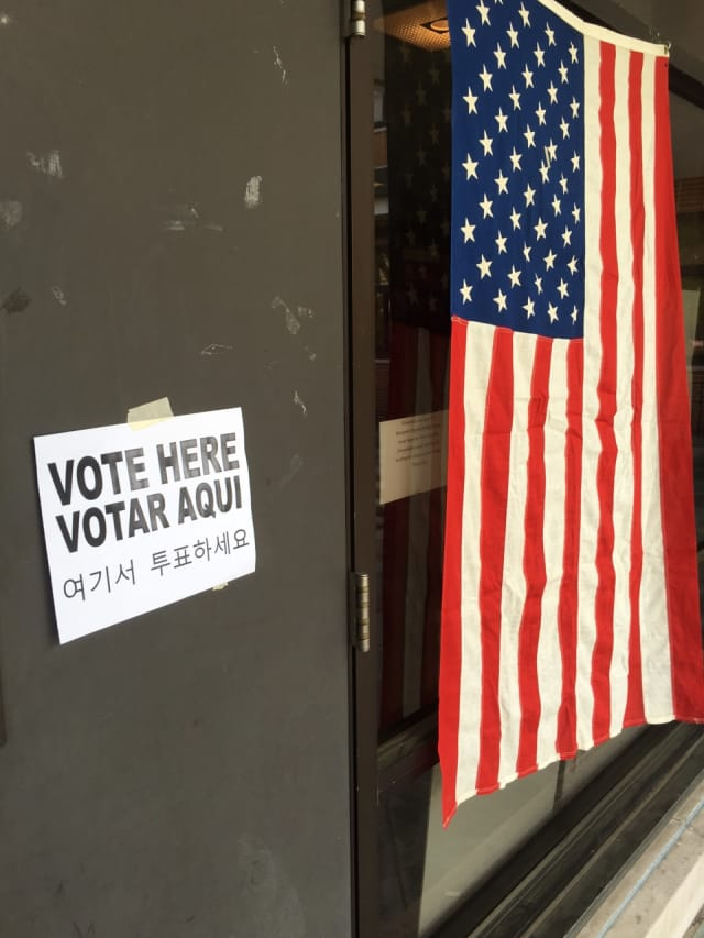 Absentee ballots for the Pelham school district election are due Monday.