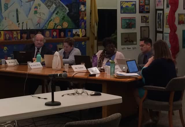 Ridgewood Board of Education members agreed on a plan to move forward with full-day kindergarten.