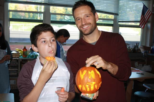 The Partners Program's first-ever Pumpkin Extravaganza took place Oct. 23 at Valhalla Middle School.