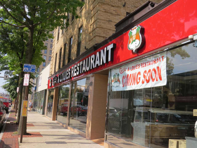Caridad & Louie's is opening up on North Avenue in New Rochelle on Friday.