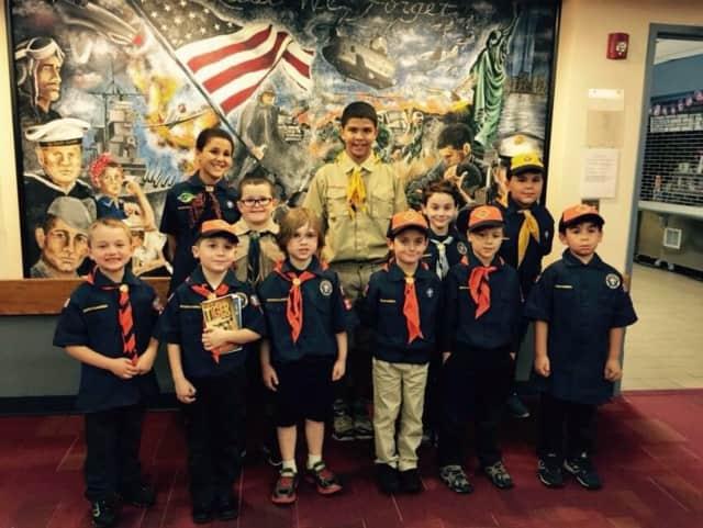 Cub Scouts Pack 222