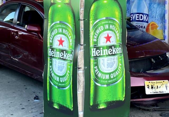 Clifton Discount Liquors off Ackerman Avenue