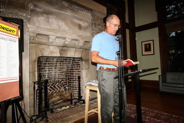 """Author and poet Daniel Wolff reads from """"Women in Love"""" at Nyack Library's Banned Books Week"""