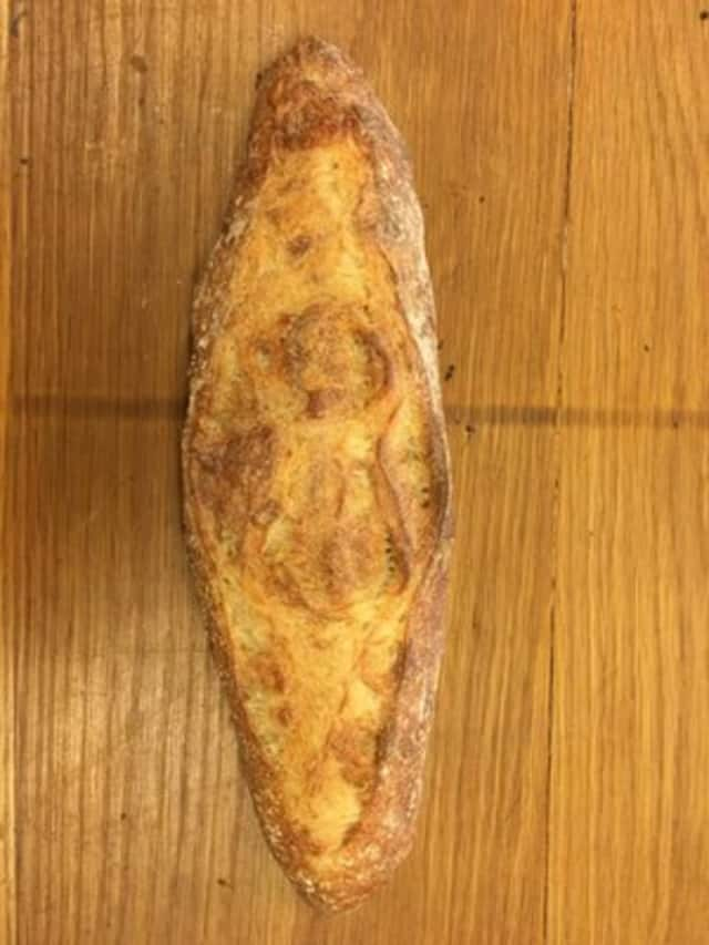 Bread from Wave Hill Farm will be sold at the PepsiCo Farmers' Market