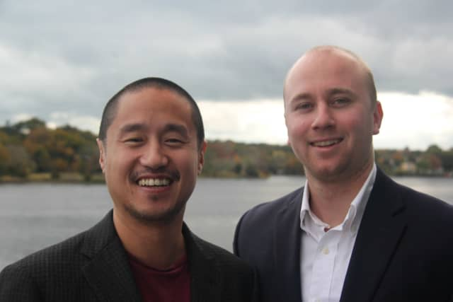 Ted Yang, left, and Robert Croddy bring fresh perspectives and expertise to the Westbury Group, one of Connecticut's leading investment banking firms.