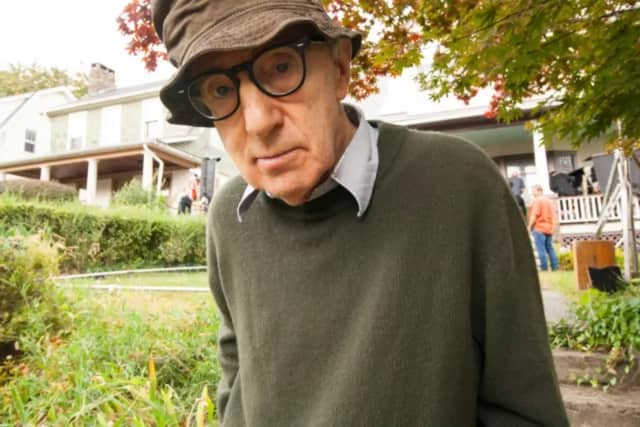 "Woody Allen's new show ""Crisis In Six Scenes"" was shot in Briarcliff."