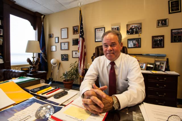 Ed Day's first two years in office top last week's news in Rockland County.
