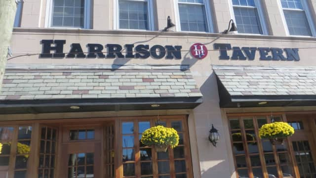 Harrison Tavern recently replaced Halstead's on Purdy Street in Harrison.