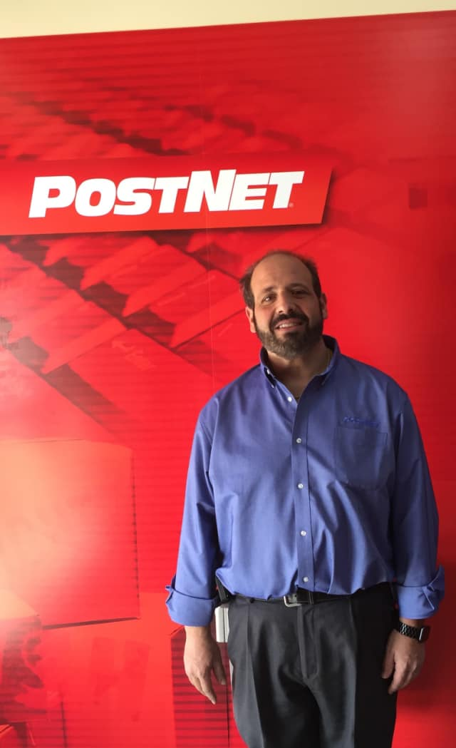 Stamford resident Frank Scaturchio is heading up the new PostNet store in Downtown Stamford.