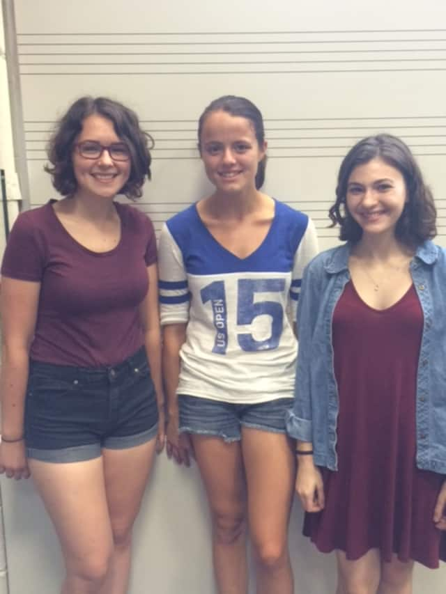 Hendrick Hudson High School students Ellen Gruber, Katie Johnson and Cassandra Cavalieri will travel to Rochester this December to participate in the NYSSMA All-State Music Conference.