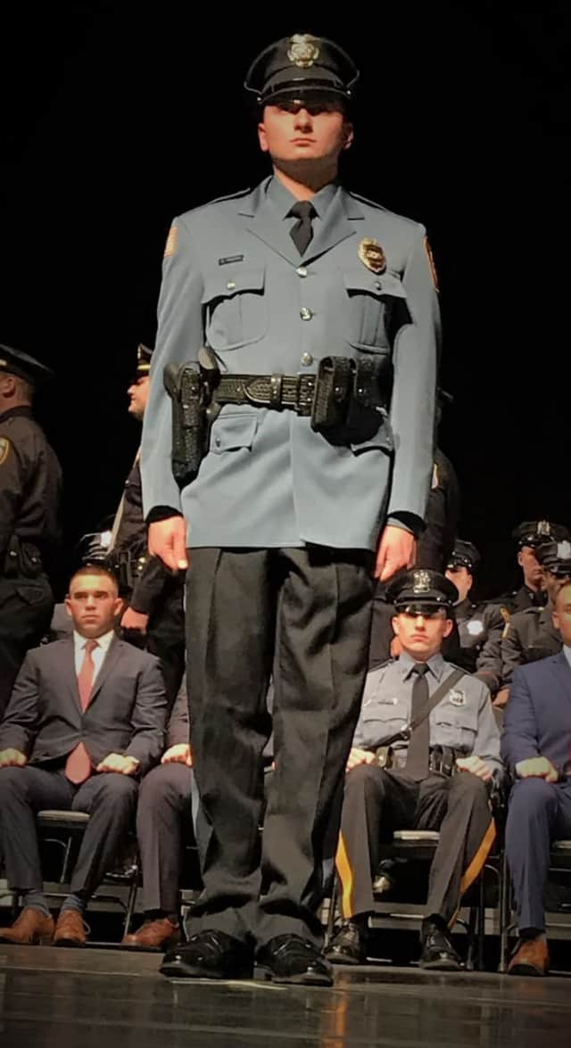 Officer Liam Kantanas