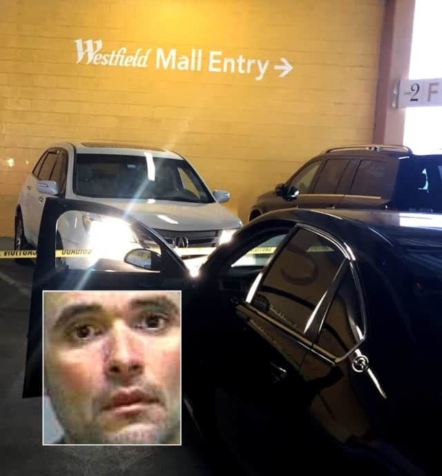 Frank Saggese was behind the wheel of the second car -- a stolen Acura -- when Paramus police rolled up on it at the Garden State Plaza, authorities said.