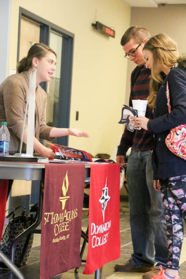 In addition to its annual Transfer Fair, which attracts representatives from more than 80 colleges and universities, SUNY Orange also actively welcomes visits from college representatives at both campuses throughout the year.