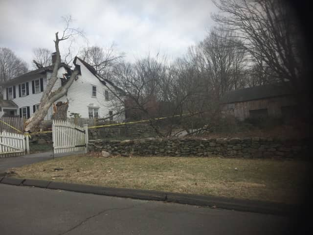 More than 45,000 NYSEG customers are still without power Sunday morning in Northern Westchester, Putnam and Dutchess counties.