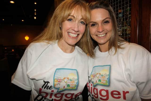 Risa Hoag and Kaira Grundig