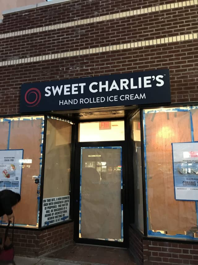 Sweet Charlie's in Mamaroneck.