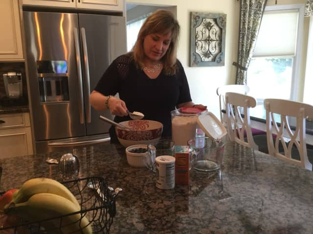 Jo Ann DiGiacomo of Montvale runs a Facebook page on healthy cooking.