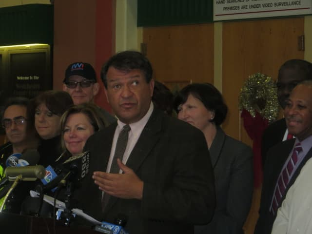 "Westchester County Executive George Latimer announced a major lawsuit on Tuesday against more than 30 manufacturers and distributors of some highly-addictive, prescription painkillers, while saying ""too many lives have been lost to opioids."""