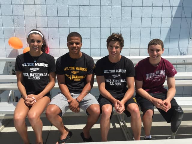The Wilton Wahoos will be sending five swimmers to U.S. Olympic Team Trials and one swimmer to the largest Paralympic trials in U.S. history later this month. Another Wahoo swimmer is set to compete for Antigua.