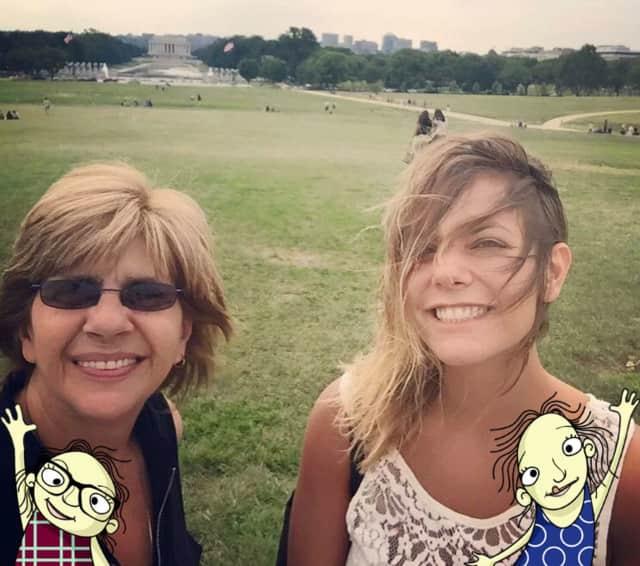 Sandra Masonte, left, and Katie Maroldi of Lodi's Jersey Girls Creative.