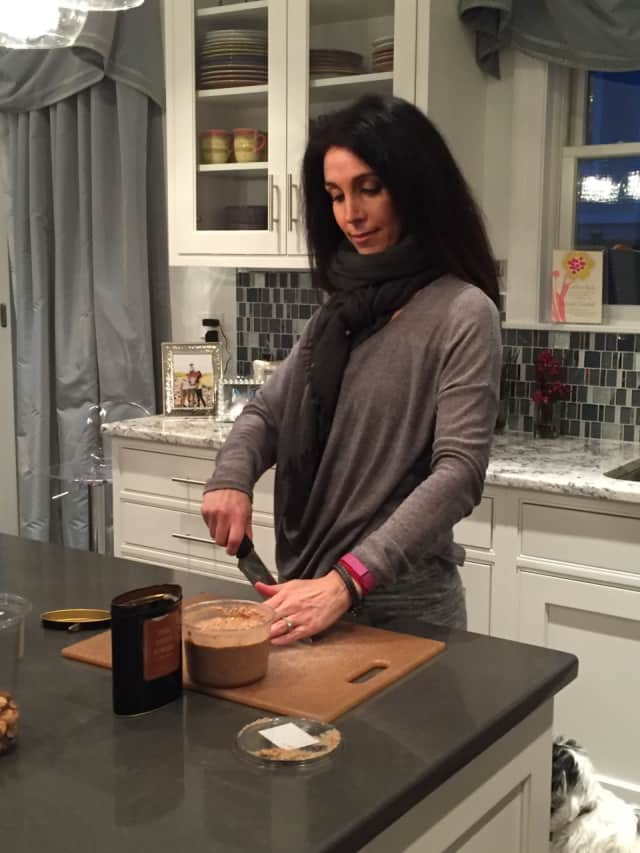 Rye resident Wendy Baruchowitz is all about cooking healthy.