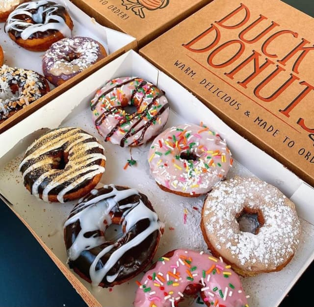 Duck Donuts is coming to Paramus.
