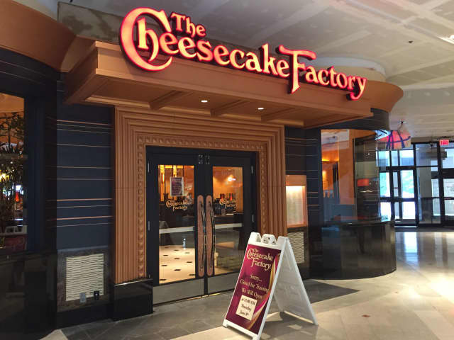 The Cheesecake Factory will open Thursday in Hackensack.