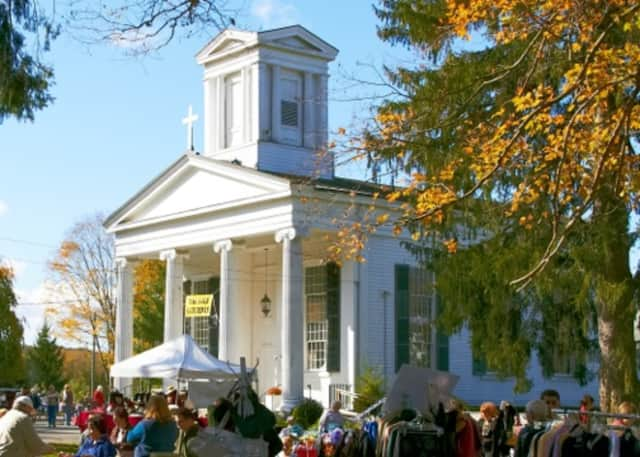 Join Saint Luke's Church in Somers for their spectacular annual Harvest Festival on Saturday Oct. 3.