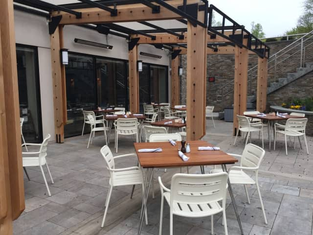 Outdoor dining will be permitted in New York when regions hit Phase 2 of reopening plans.