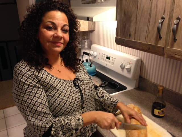 Mahopac home cook Ginger Vaccaro.