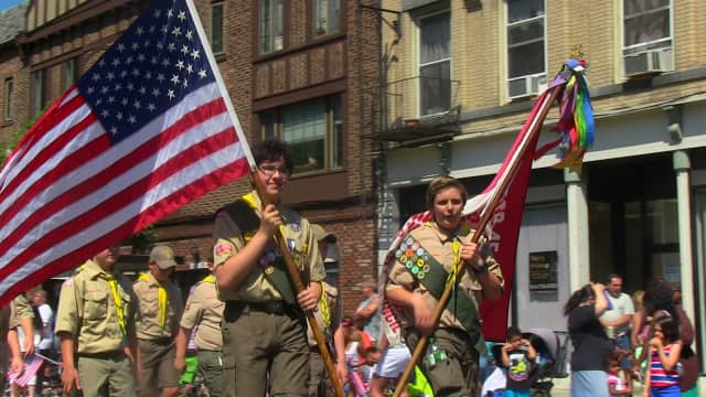 The Boy Scouts will soon be allowing girls to join.