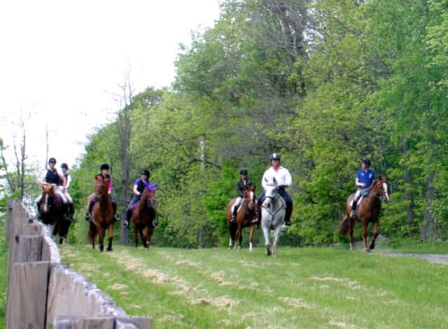 Nearly 70 riders in Dutchess County took part in the May 21 Spring Hunter Pace at Rombout Foxhounds.