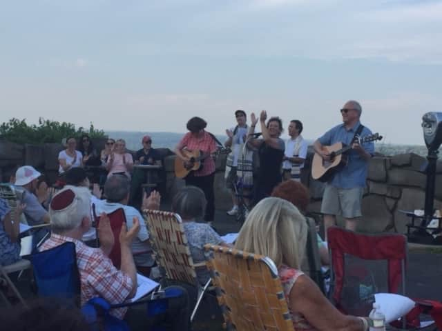 "One more ""Prayers on the Palisades"" is scheduled, for Aug. 19."
