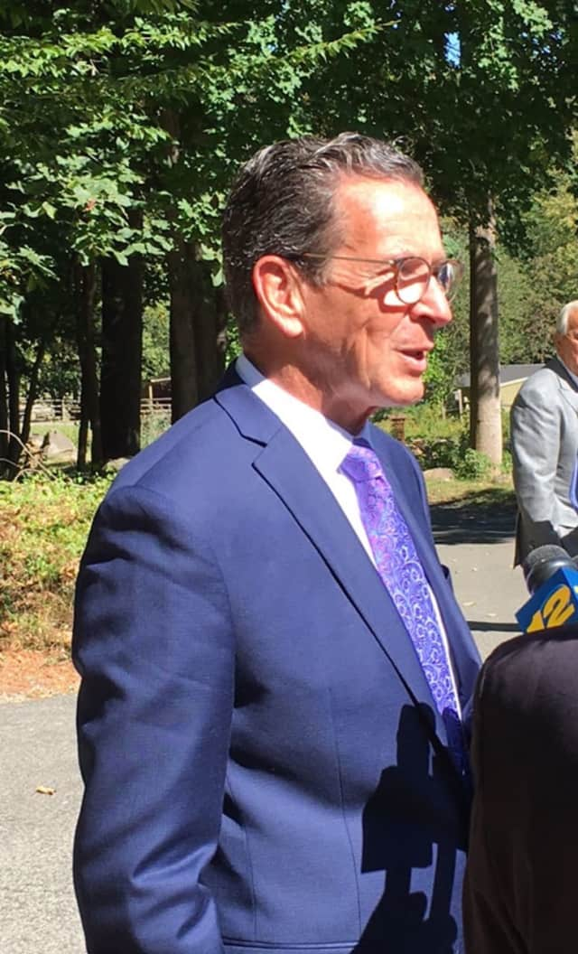 Gov. Dannel Malloy joined several other governors in calling for an exemption in offshore drilling for Connecticut