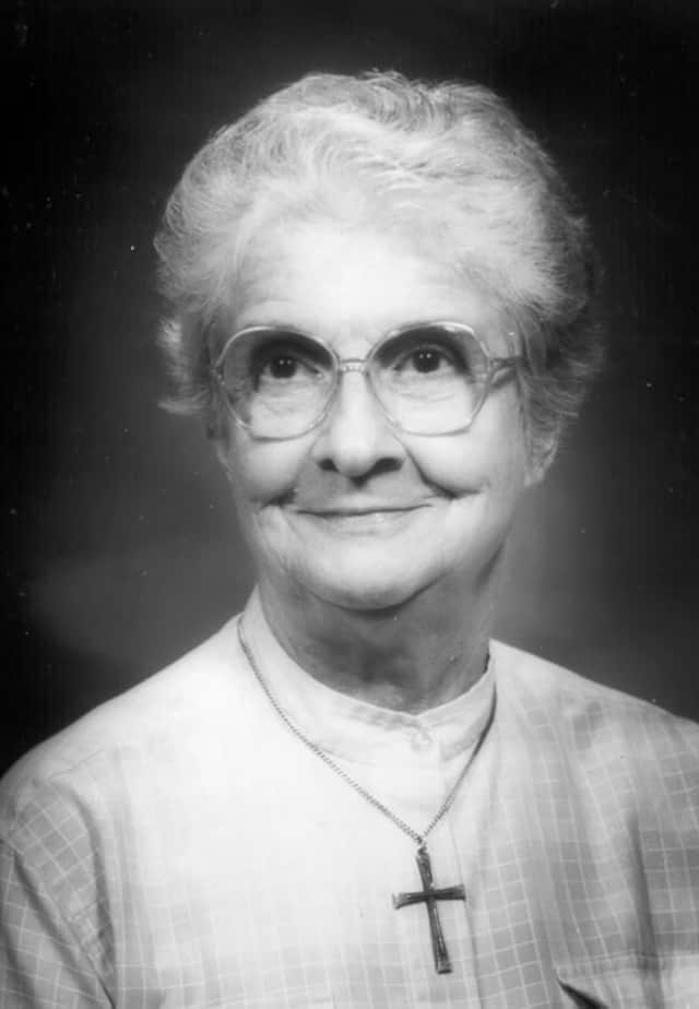 Sister Mary Edna Brophy, 90, died Friday, Jan. 13 at the Maryknoll Sisters Center in Ossining. A trained nurse and missionary, she had been with the order for 60 years.