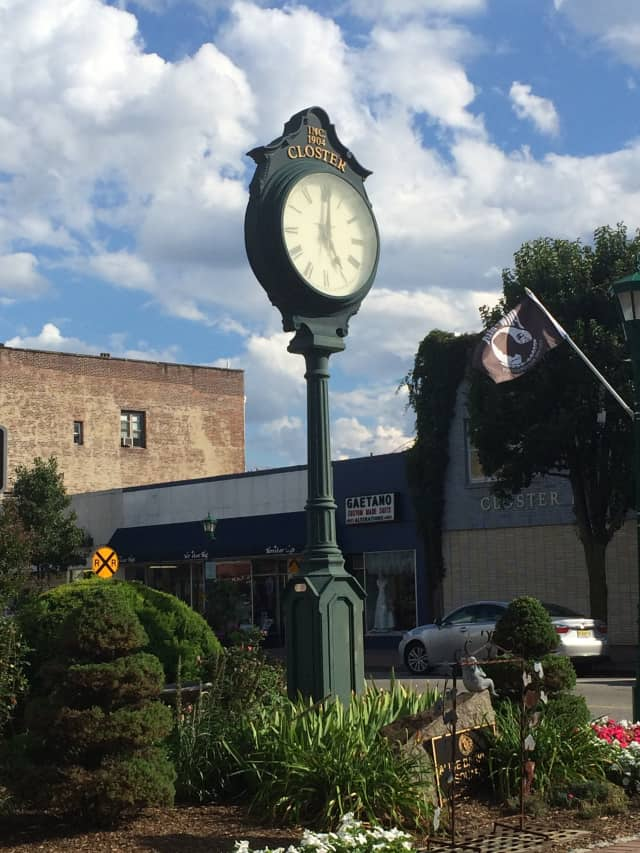 Closter clock tower