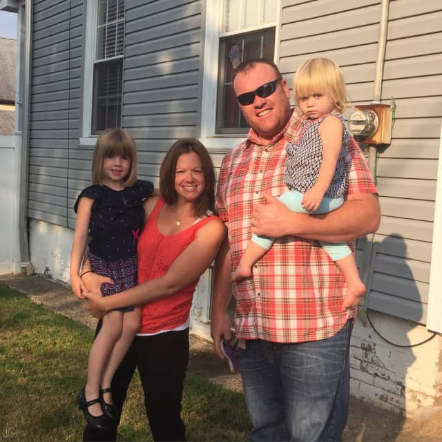 The Milligan family (Jen, Jarrett, Quinn and Nora) are hosting a Glamour Bingo Night tonight, Oct. 16 to raise money for NephCure.